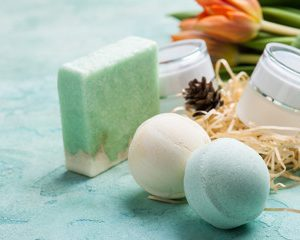 Lemon Myrtle Bath Balls