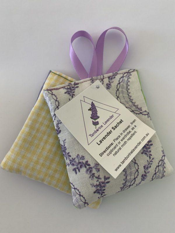 Tamborine Lavender Sachet