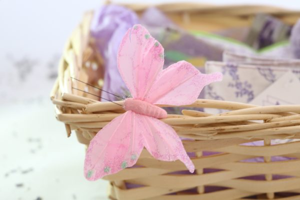 Tamborine Lavender Butterfly Gift Inclusion
