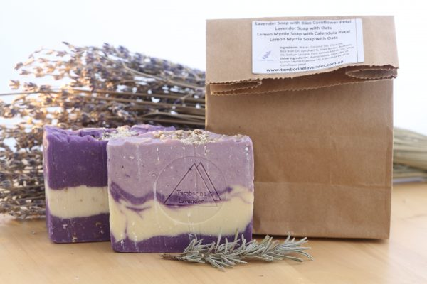 Tamborine Lavender Soap Bar