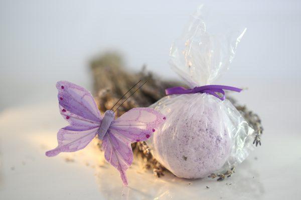Tamborine Lavender Bath Ball