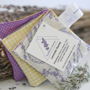 Sachet set of three