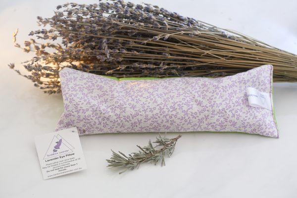 Tamborine Lavender Eye Pillow